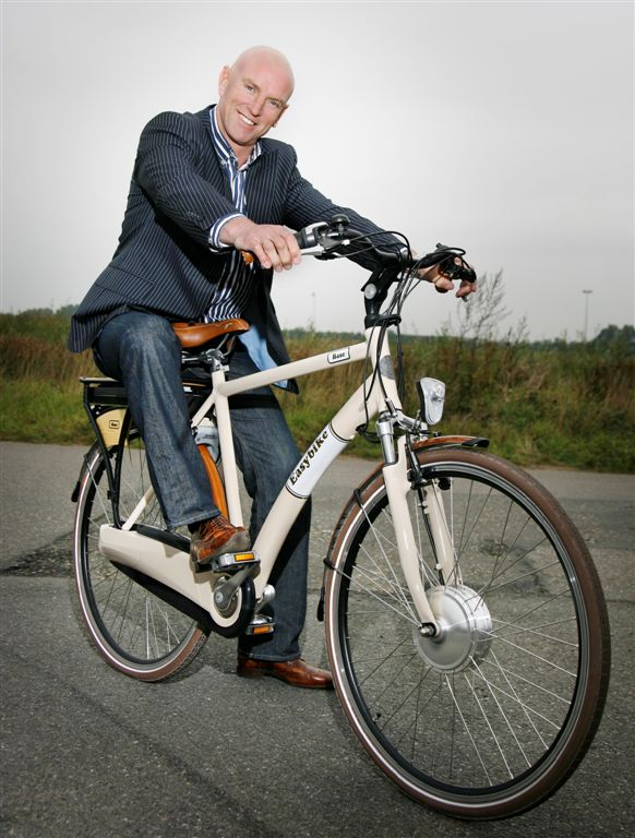 Wout Lock, Eigenaar van EasyBike.