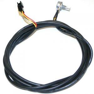 Potmeter + kabel