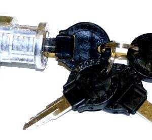 Accu contactslot incl. 4 sleutels